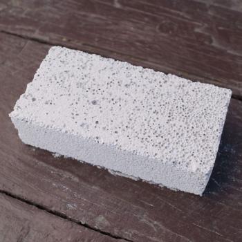 Камень для сточки зубов