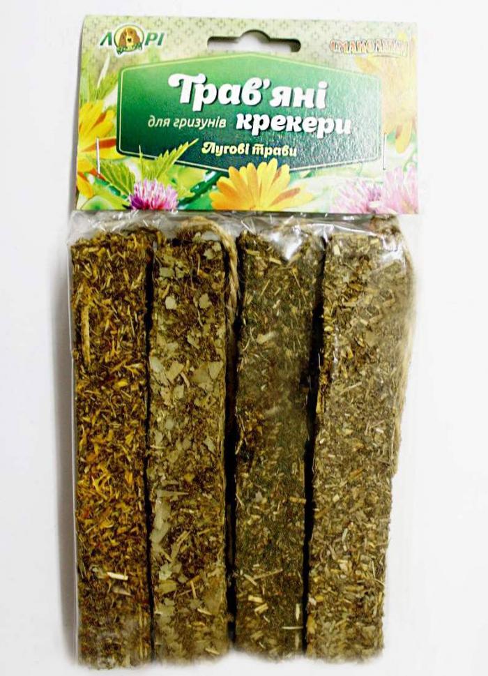 """Травяные крекеры, """"лечебные травы"""" (4шт.)"""
