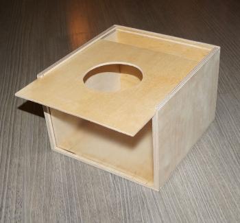 Купалка для шиншилл