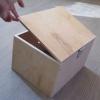Домик с откидной крышей (родильный)