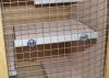 Полка(долговечная) - ламинированная с защитой 23х15